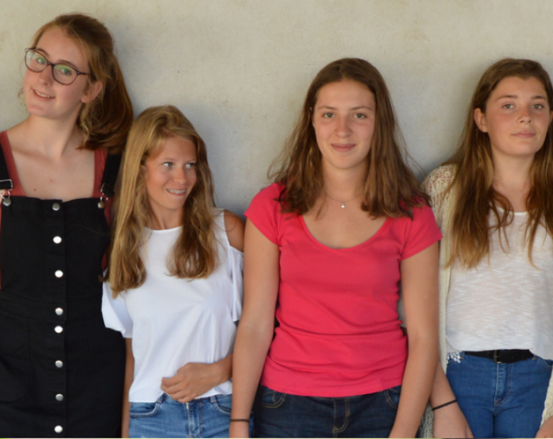 Cours de français: 1-6 août